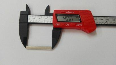 เสารองโลหะแบบหกเหลี่ยม  ขนาด 40 มม.