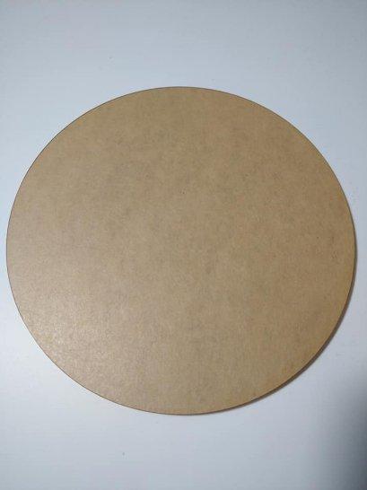 แผ่นอะคริลิคใส รูปวงกลม หนา 5มม. มีเส้นผ่านศูนย์กลาง 15ซม.