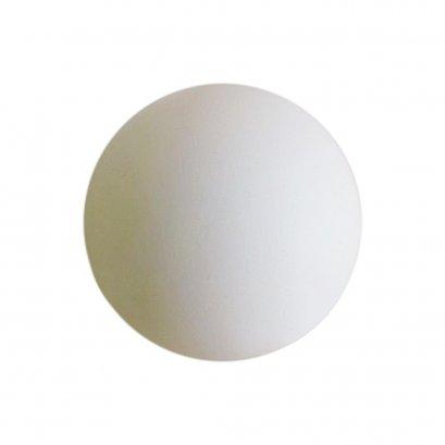ลูกปิงปองขนาดมาตรฐาน 4mm สีขาว