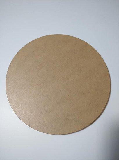 แผ่นอะคริลิคใส รูปวงกลม หนา 5มม. เส้นผ่านศูนย์กลาง 13ซม.