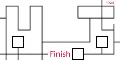 ไวนิลปูพื้นสนามแข่งขันหุ่นยนต์อัตโนมัติ(สำหรับฝึกซ้อม)