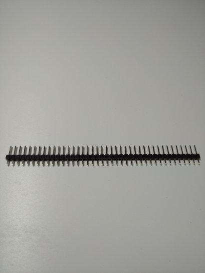 ก้างปลา สีดำ 40 Pin