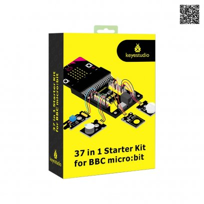 keyestudio 37 in 1 Sensor Starter Kit for BBC Micro:Bit