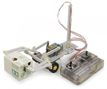 Remote Control Robot Construct