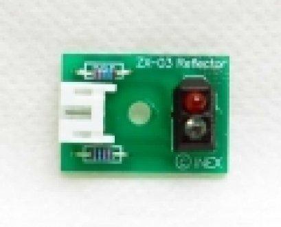 แผงวงจรตรวจจับแสงสะท้อนอินฟราเรด ZX-03R