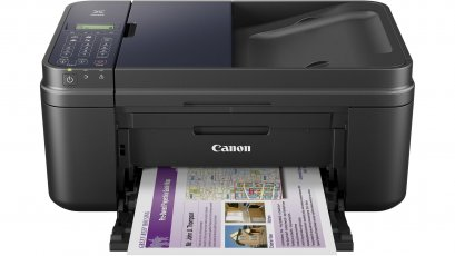 PIXMA E480 Ink Efficient with fax and Wi-Fi capability