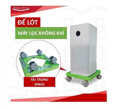 Đế lót máy lọc không khí Xiaomi roller - Happy Move