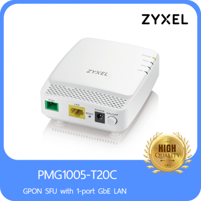 PMG1005-T20C  GPON SFU with 1-port GbE LAN