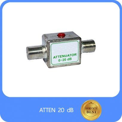 ATTEN 20 dB