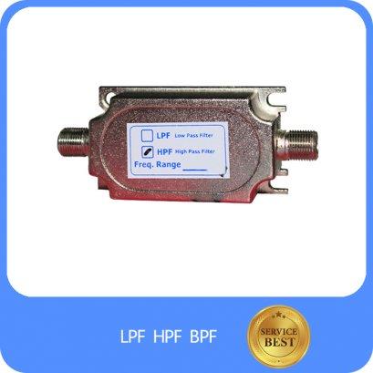 LPF HPF BPF
