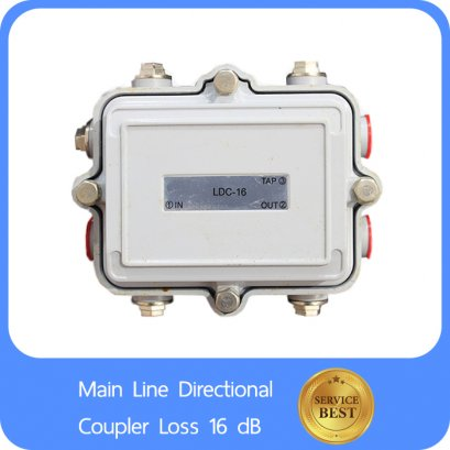 Main Line Directional Coupler Loss 16 dB
