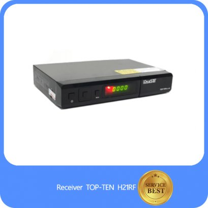 Receiver TOP-TEN H21RF