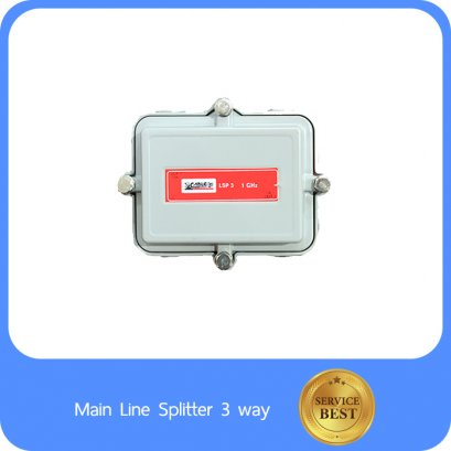 Main Line Splitter 3 way