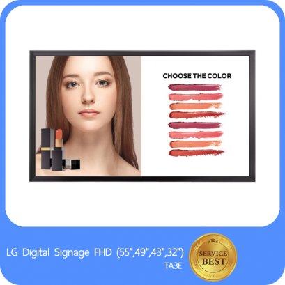 "LG Digital Signage FHD (55"",49"",43"",32"")  TA3E"