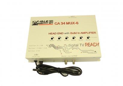 CA 34 MUX6