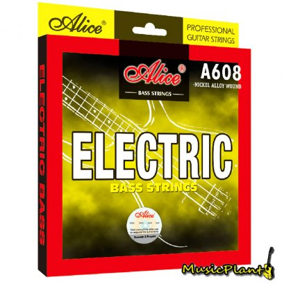 Alice: A608, Electric Bass String