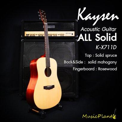 Kaysen กีตาร์โปร่ง รุ่น K-X711D