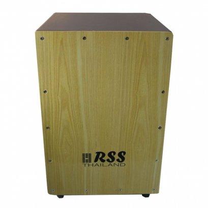 RSS กลองคาฮอน cajon (Brown)