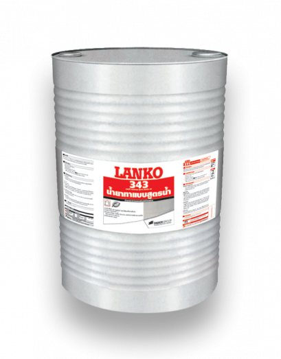 Lanko 343 Matchless CR-W30 Concentrated Formwork, 200 litr/pail