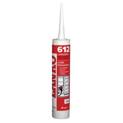 Lanko 612 Acrylic, 300 ml/หลอด