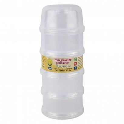 Milk powder container 100x4