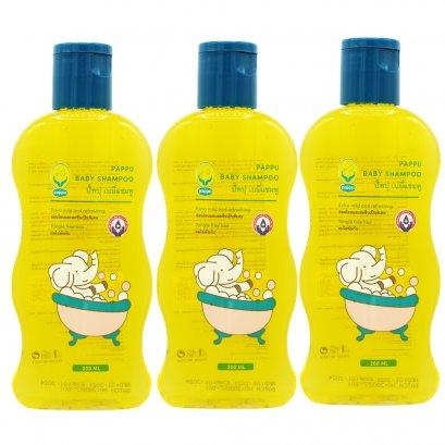 Baby Shampoo (200 ml) 3PK
