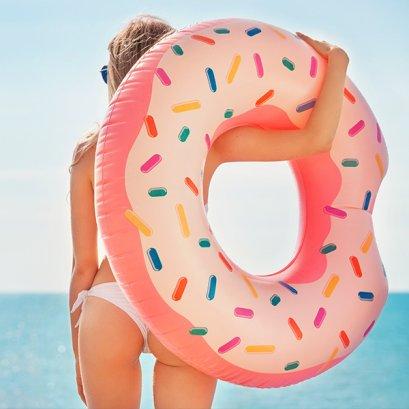 Swim Ring for Summer 08