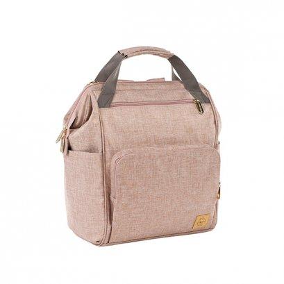 กระเป๋าคุณแม่ Lassig glam goldie backpack สี Rose