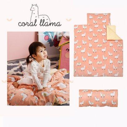 ที่นอนเด็กพกพา Coral Llama - Ice cream Fairy