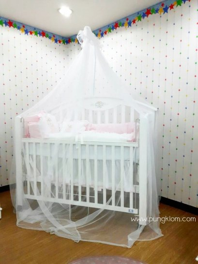 KITSO - มุ้งติดข้างเตียง