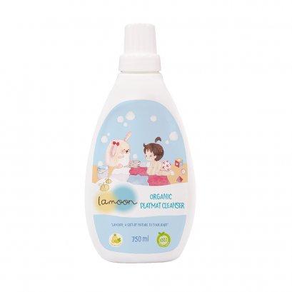 ละมุน ผลิตภัณฑ์น้ำยาทำความสะอาดแผ่นรองคลาน 750 มล.