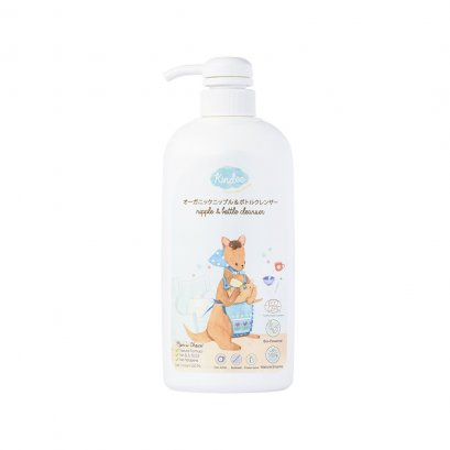 Kindee Organic Nipple & Bottle Cleanser 500 ml