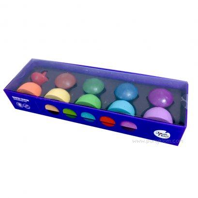 Shaped Crayons Mushroom - Joan Miro (1Y+)