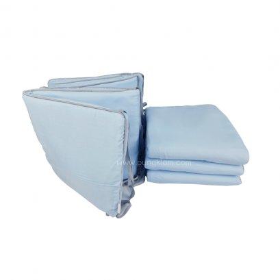 Airy ผ้ากั้นเตียงใยไผ่ รุ่น Deluxe (30x200 cm) (แพ็ค 2 ชิ้น)