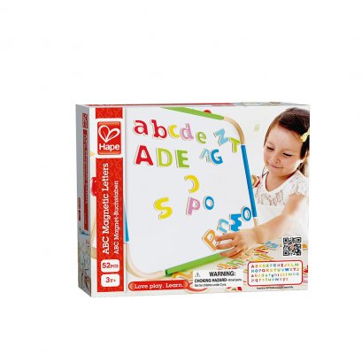 HAPE ชุดตัวอักษรแม่เหล็ก ABC
