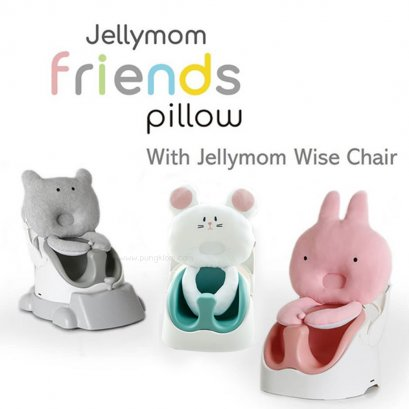 JELLYMOM Friends Pillow