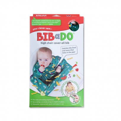 Bibado Bib High Chair Cover