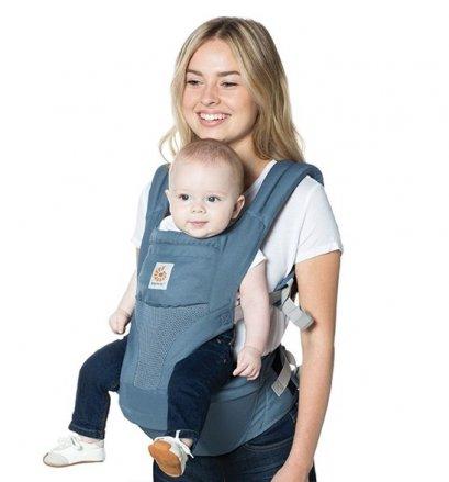 เป้อุ้มเด็ก Ergo Baby  รุ่น HIP SEAT COOL AIR MESH