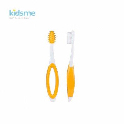 Kidsme แปรงสีฟันแบบด้ามจับห่วง
