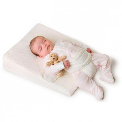 ที่นอนเด็ก ป้องกันกรดไหลย้อน - Cleva Mama