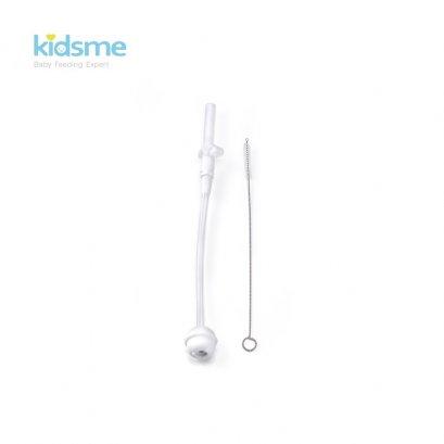 Kidsme เซ็ทแปรงทำความสะอาด และหลอดเปลี่ยนแบบถ่วงน้ำหนักสำหรับขวดหัดดื่มไตรตัน