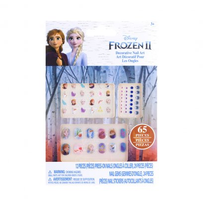 Disney Frozen II Nail Art Set