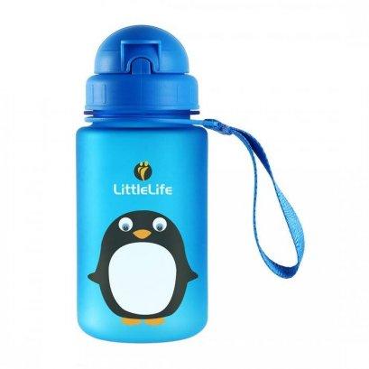 กระติกน้ำ Little Life ลายเพนกวิน - Penguin Kids Water Bottle