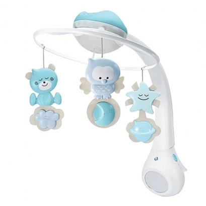 Infantino 3-in-1 Projector Musical Mobile