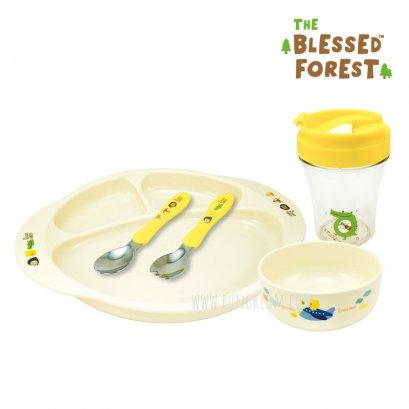 ชุดทานอาหารเด็ก - The Blessed Forest
