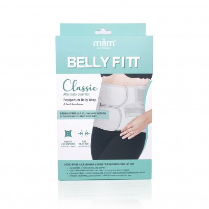 BELLY FITT – Postpartum Belly Wrap - Classic