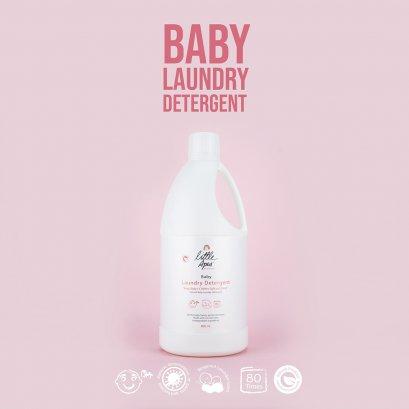 Little Apes - ผลิตภัณฑ์ซักผ้าเด็ก 800 ml.