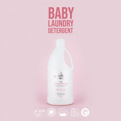 Little Apes - Baby Laundry Detergent (800 ml.)