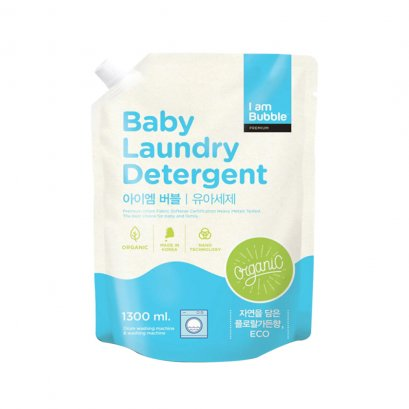 I am Bubble Baby Laundry Detergent Refill (1300ml.)