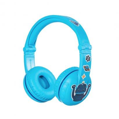 หูฟังไร้สาย (Bluetooth)  BuddyPhones Play สี Glacier Blue